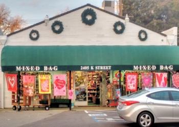 Sacramento gift shop Mixed Bag