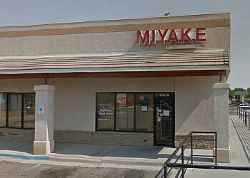 Pueblo japanese restaurant Miyake Japanese Restaurant