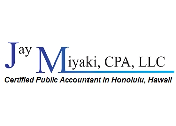 Honolulu accounting firm Jay Miyaki, CPA, LLC