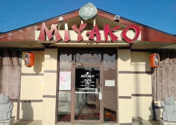 Huntsville japanese restaurant Miyako Japanese Restaurant