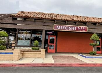Bakersfield japanese restaurant Miyoshi Japanese Restaurant