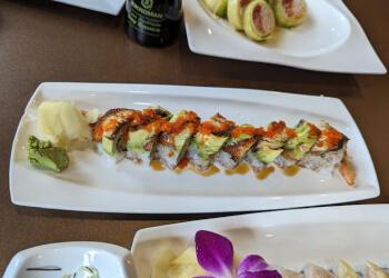San Jose sushi Mizu Sushi Bar & Grill