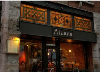 Spokane vegetarian restaurant Mizuna Restaurant and Wine Bar