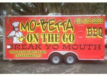 Tallahassee food truck Mo Betta Bbq