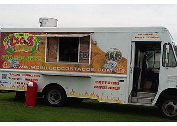 Aurora food truck Mobile Cocos Tacos LLC