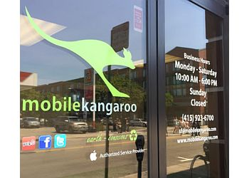 San Francisco cell phone repair Mobile Kangaroo