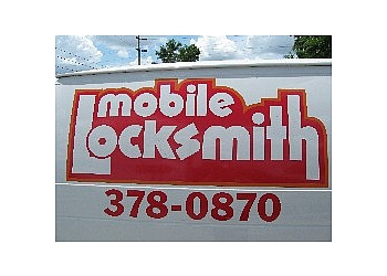 Gainesville locksmith Mobile Locksmith