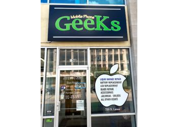 Austin cell phone repair Mobile Phone Geeks