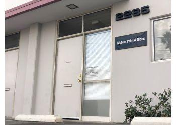 Santa Ana printing service Mobius Print & Signs