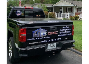 Knoxville roofing contractor Mobley Brothers Roofing & Renovation Services