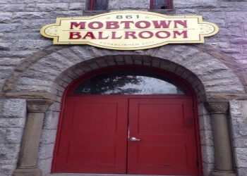 Baltimore dance school Mobtown Ballroom