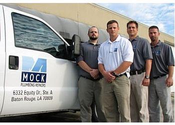 Baton Rouge plumber Mock Plumbing Repairs LLC
