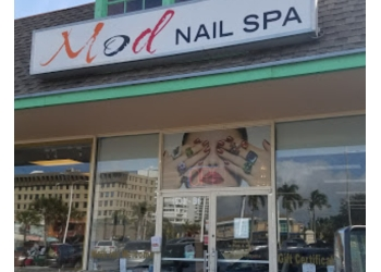 Fort Lauderdale nail salon Mod Nail Spa Inc.