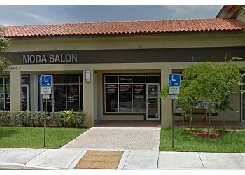 Coral Springs hair salon Moda Hair Salon