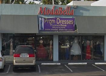 Hialeah bridal shop Modabella