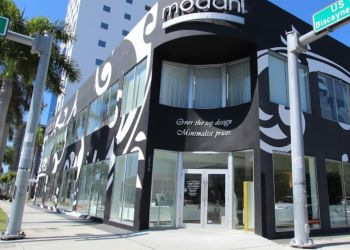 Miami furniture store Modani Furniture