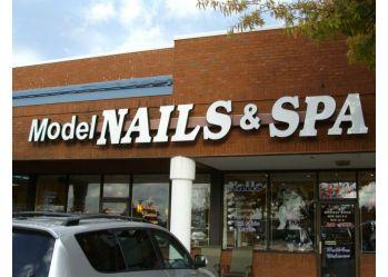 Lexington nail salon Model Nails & Spa
