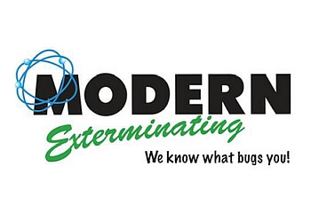 Columbia pest control company Modern Exterminating Co.