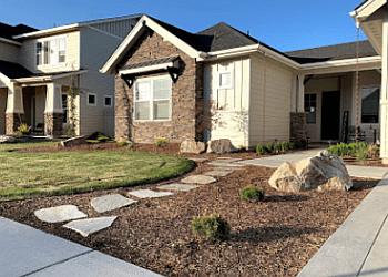 Boise City landscaping company  Modern Landscape
