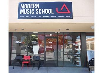 Pasadena music school Modern Music School
