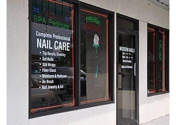 Savannah nail salon Modern Nails