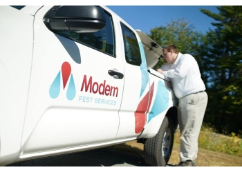 Manchester pest control company Modern Pest Services