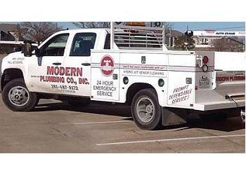 Pasadena plumber Modern Plumbing Co., Inc.