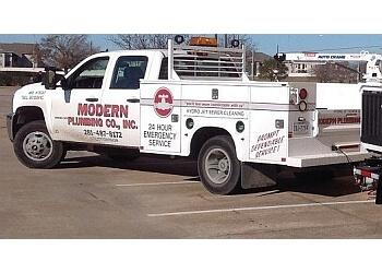 Pasadena plumber Modern Plumbing Company, Inc.