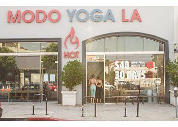 Los Angeles yoga studio MODO YOGA LA