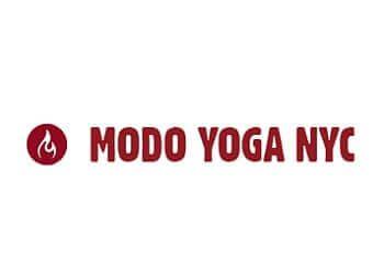 New York yoga studio Modo Yoga NYC