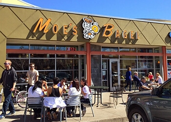 Denver bagel shop Moe's Broadway Bagel