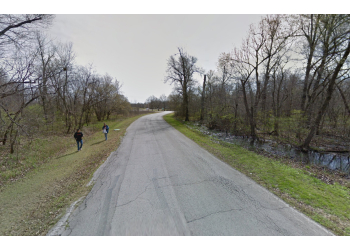 Tulsa public park Mohawk Park