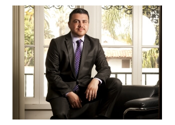 Santa Ana criminal defense lawyer Moises Aguilar, Esq.