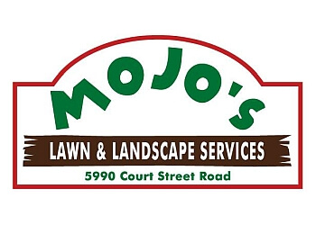 Syracuse lawn care service Mojo's Lawn & Landscape Service, Inc.