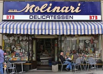 San Francisco sandwich shop Molinari Delicatessen