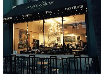 Riverside cafe Molinos Coffee
