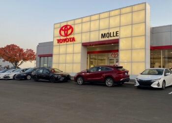 Kansas City car dealership Molle Toyota