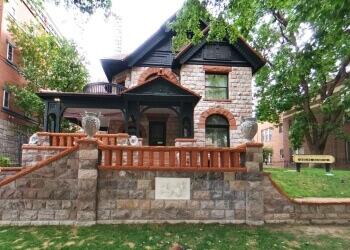 Denver landmark Molly Brown House