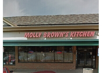 Akron cafe Molly Brown's Country Cafe