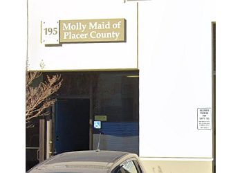 Roseville house cleaning service Molly Maid of Placer County
