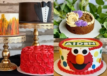 Naperville cake Molly's Cupcakes