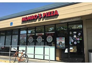 Santa Rosa pizza place Mombo's Pizza