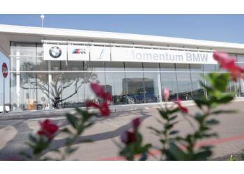 Houston car dealership Momentum BMW