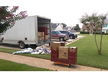 Shreveport moving company Momentum Movers