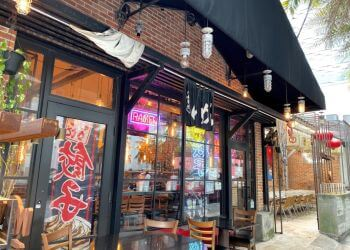 Miami japanese restaurant Momi Ramen