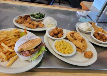 Carrollton cafe Mom's Cafe