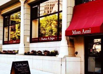 Buffalo french restaurant Mon Ami Cafe & Restaurant