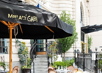 Chicago french cuisine Mon Ami Gabi