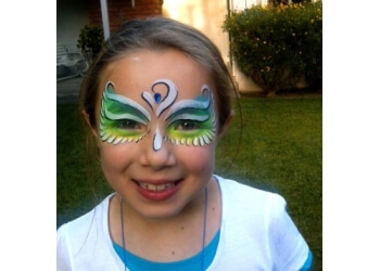Pomona face painting MonArc Face Painting