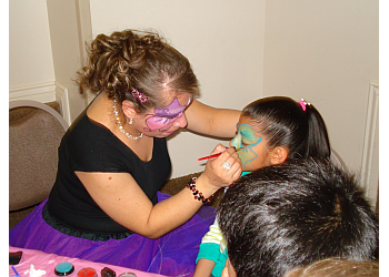 Provo face painting Monacha Face Painting